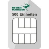 SIM-Karte 500 Einheiten 1 Jahr